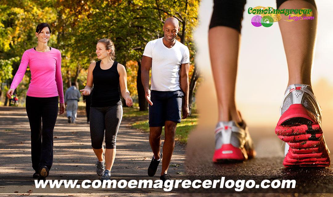 Caminhada Emagrece E Faz Bem À Saúde!