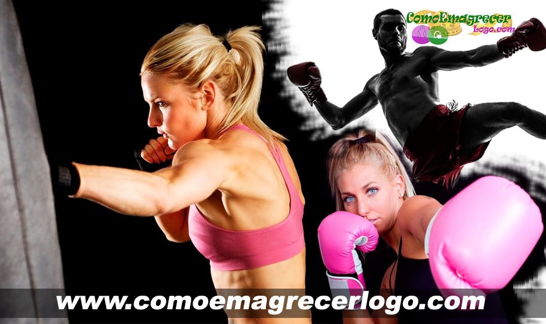 Muay Thai emagrece rápido e define o corpo